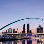 مجمع مدينة الجولف في مشروع دبي وورلد سنترال