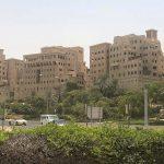 مجمع مساكن البادية في منطقة دبي فيستيفال سيتي