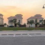 مجمع واحة دبي لاند في دبي لاند