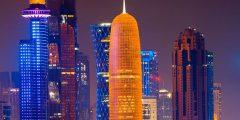 مدن قطر الرئيسية