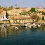 مدينة جبيل في لبنان