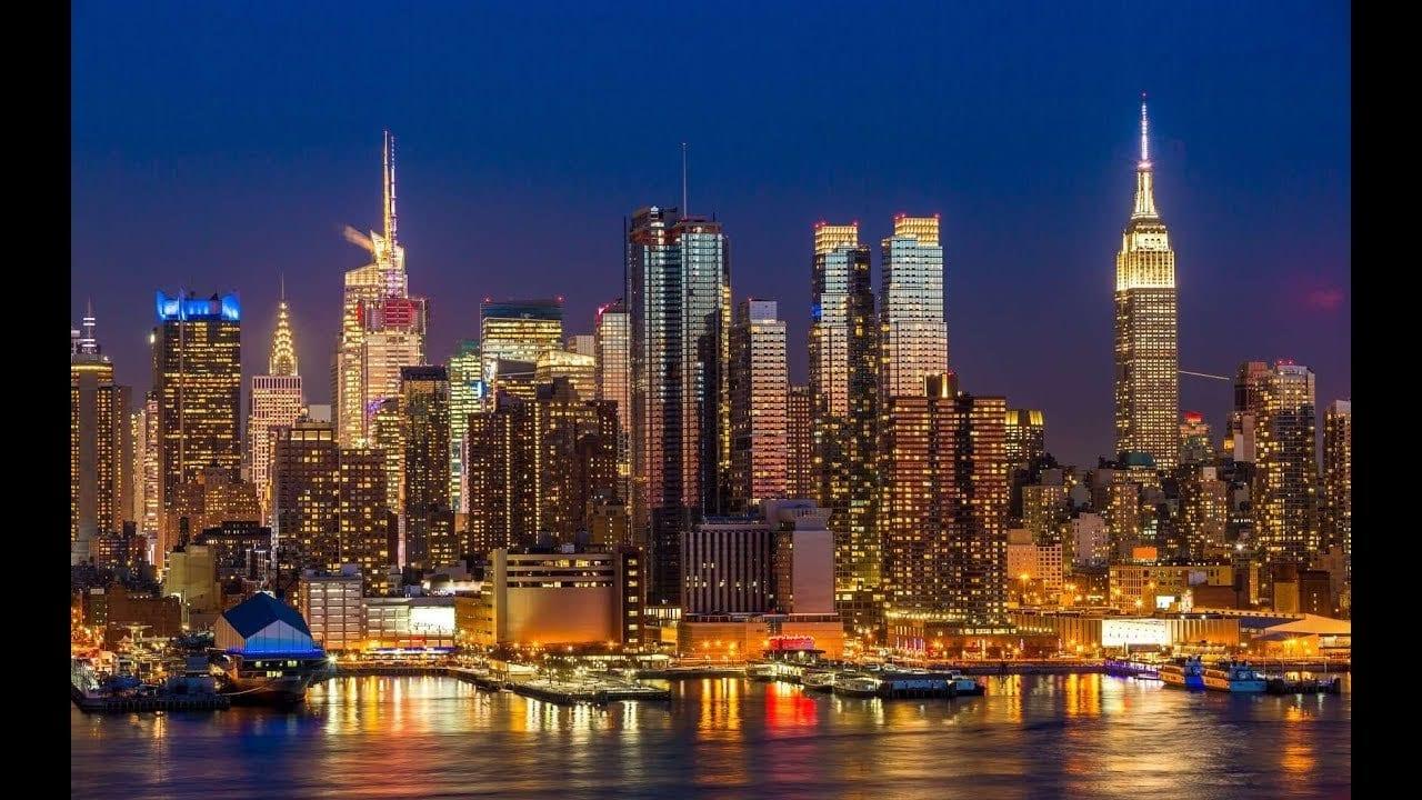مدينة نيويورك في أمريكا