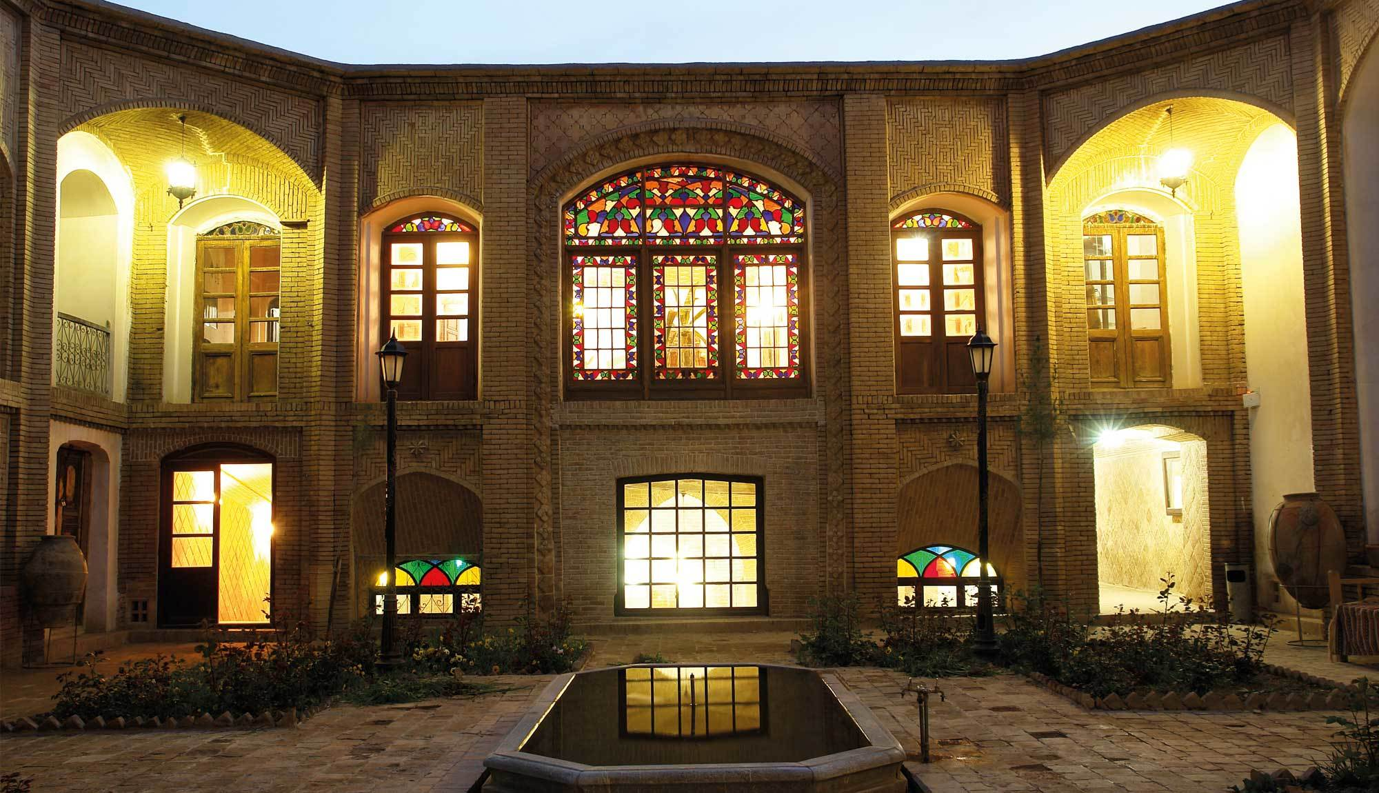 مدينة همدان في إيران