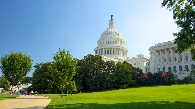 مدينة واشنطن في أمريكا