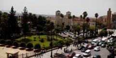 مدينة وجدة في المملكة المغربية