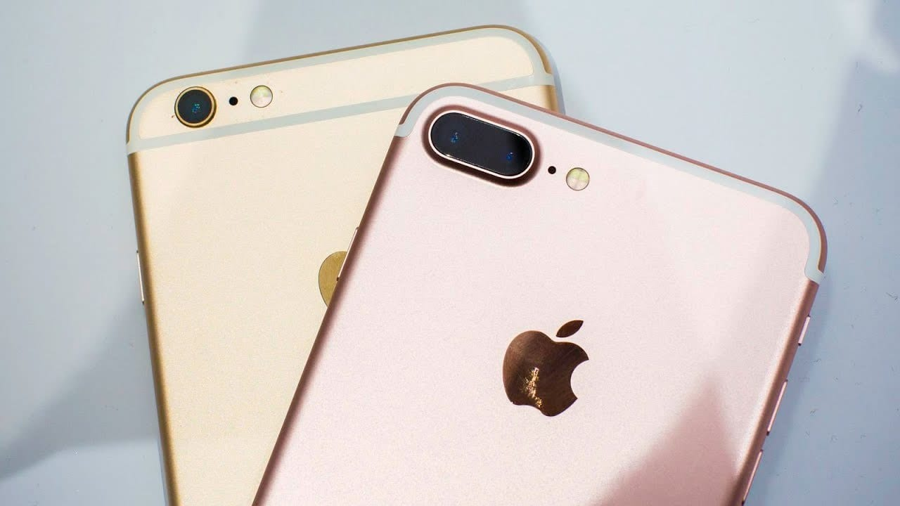 مميزات iphone 7