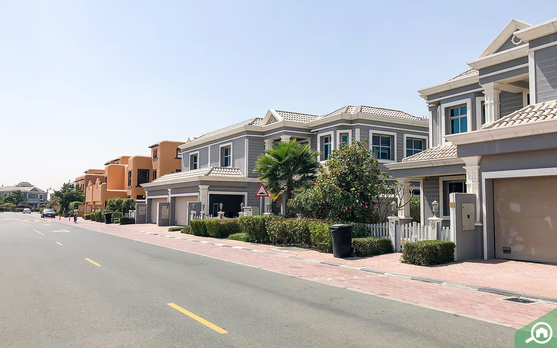منتجع الحبتور للبولو ذا رزدنسز في منطقة دبي لاند