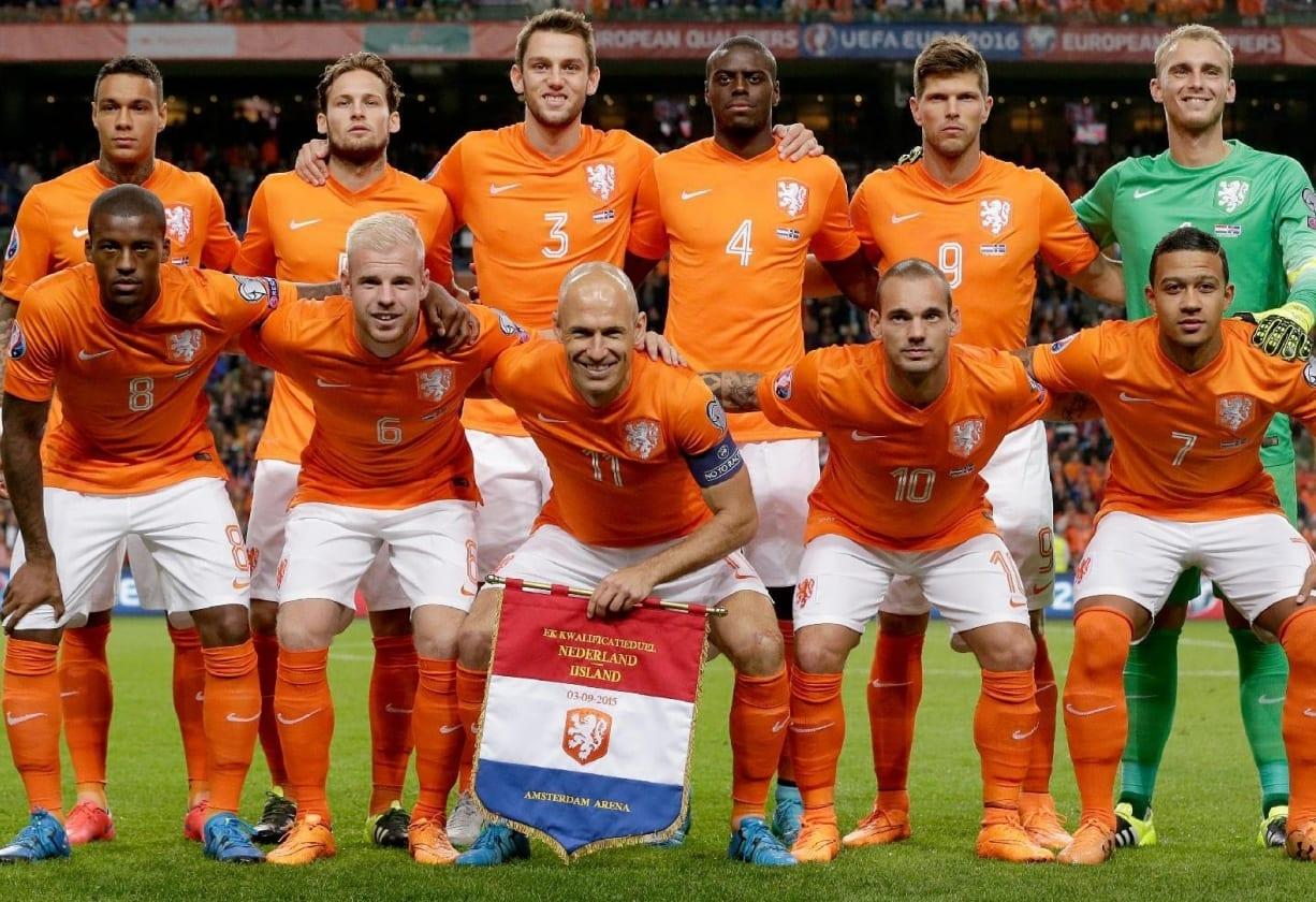 منتخب هولندا لكرة القدم