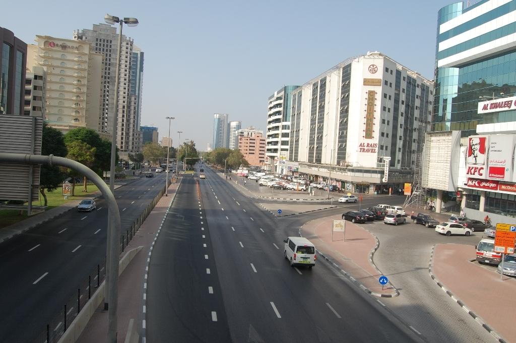 منطقة المنخول في بر دبي