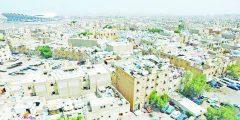 منطقة جليب الشيوخ في مدينة الفروانية