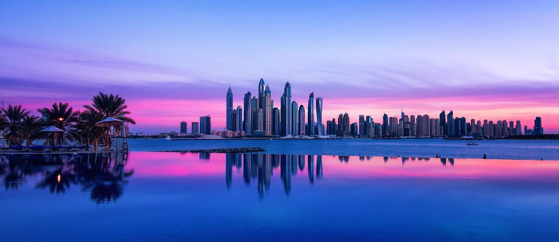 منطقة عود المطينة 1 في دبي