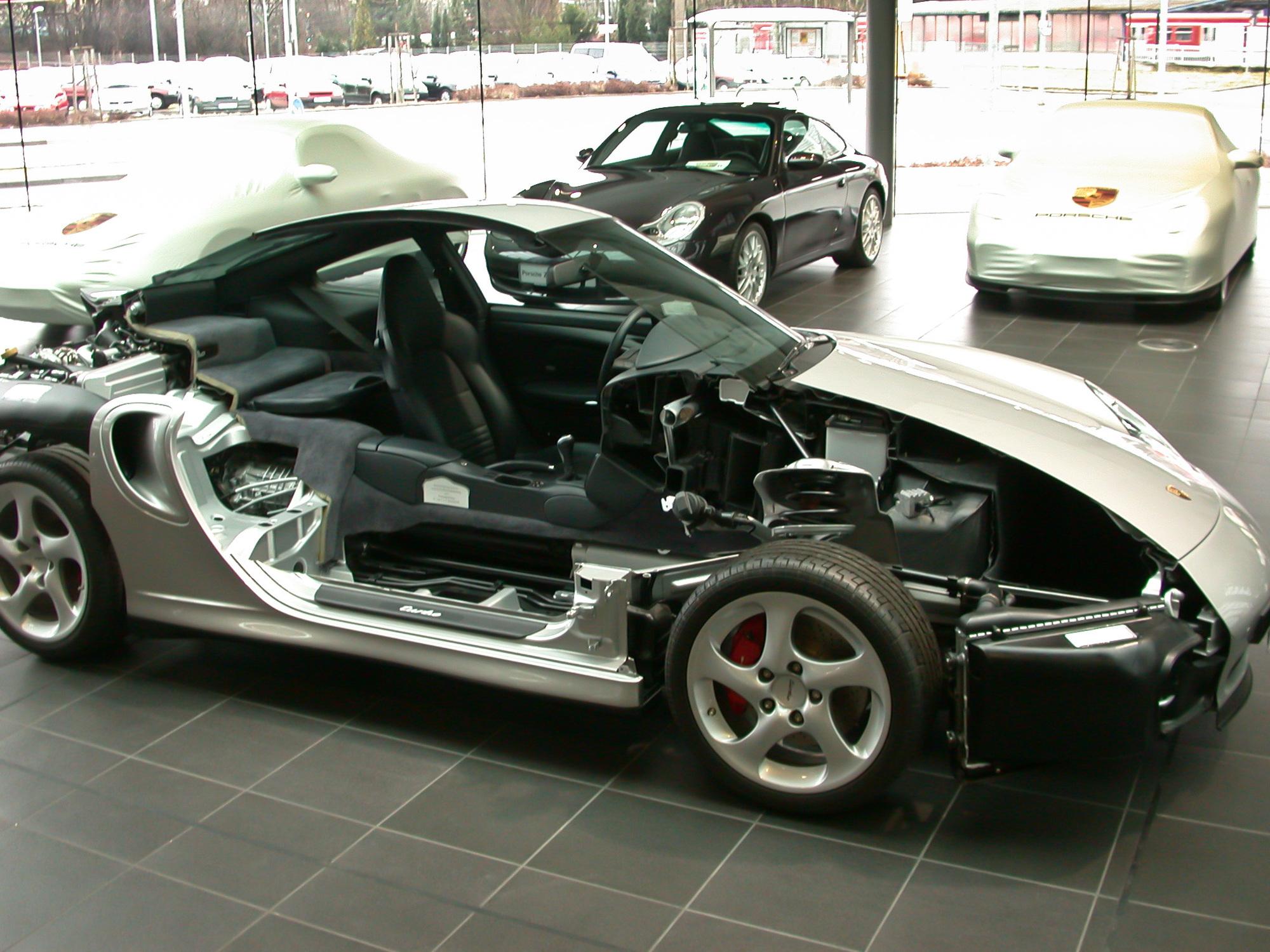 أنواع السيارات من حيث الهيكل