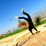 تمارين رياضة الباركور