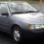 سيارة هيونداي 1993