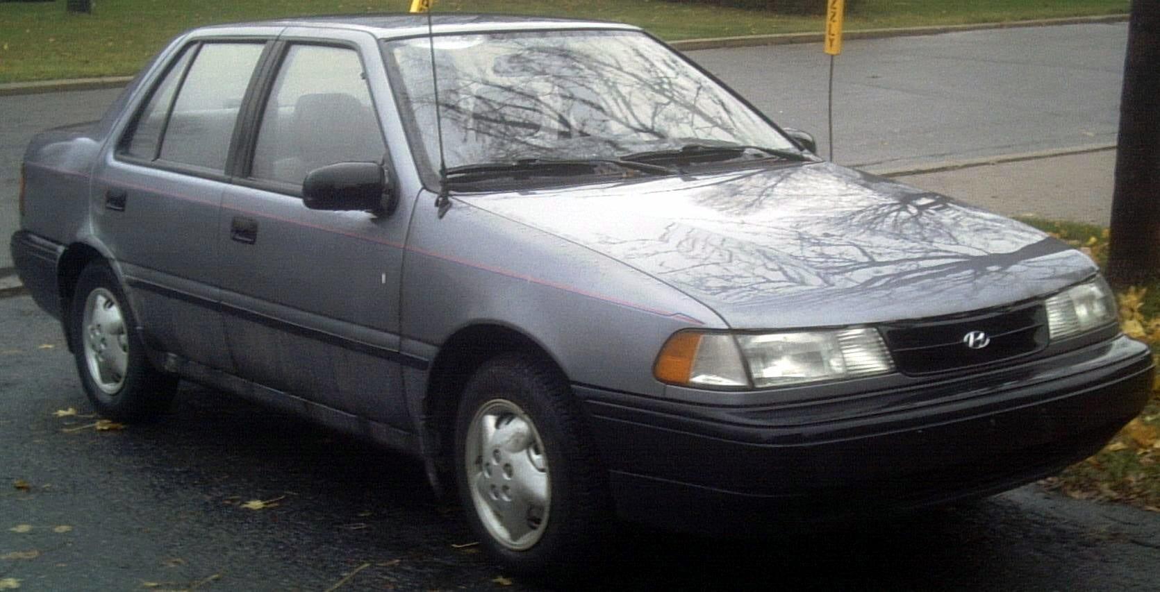 سيارات هيونداي1993
