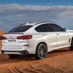 سيارة بي ام دبليو X6 2019