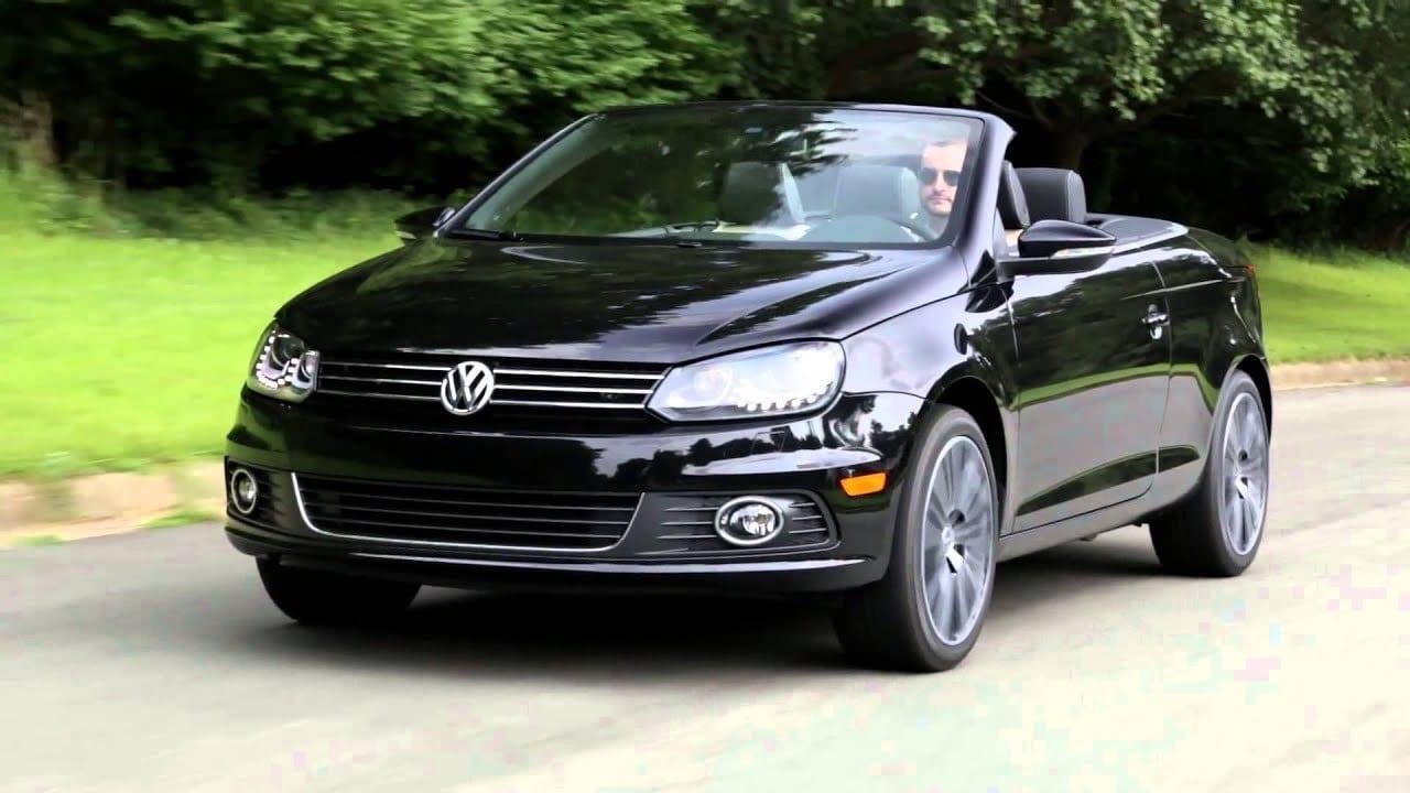 سيارة فوكس فاجن إيوس 2015