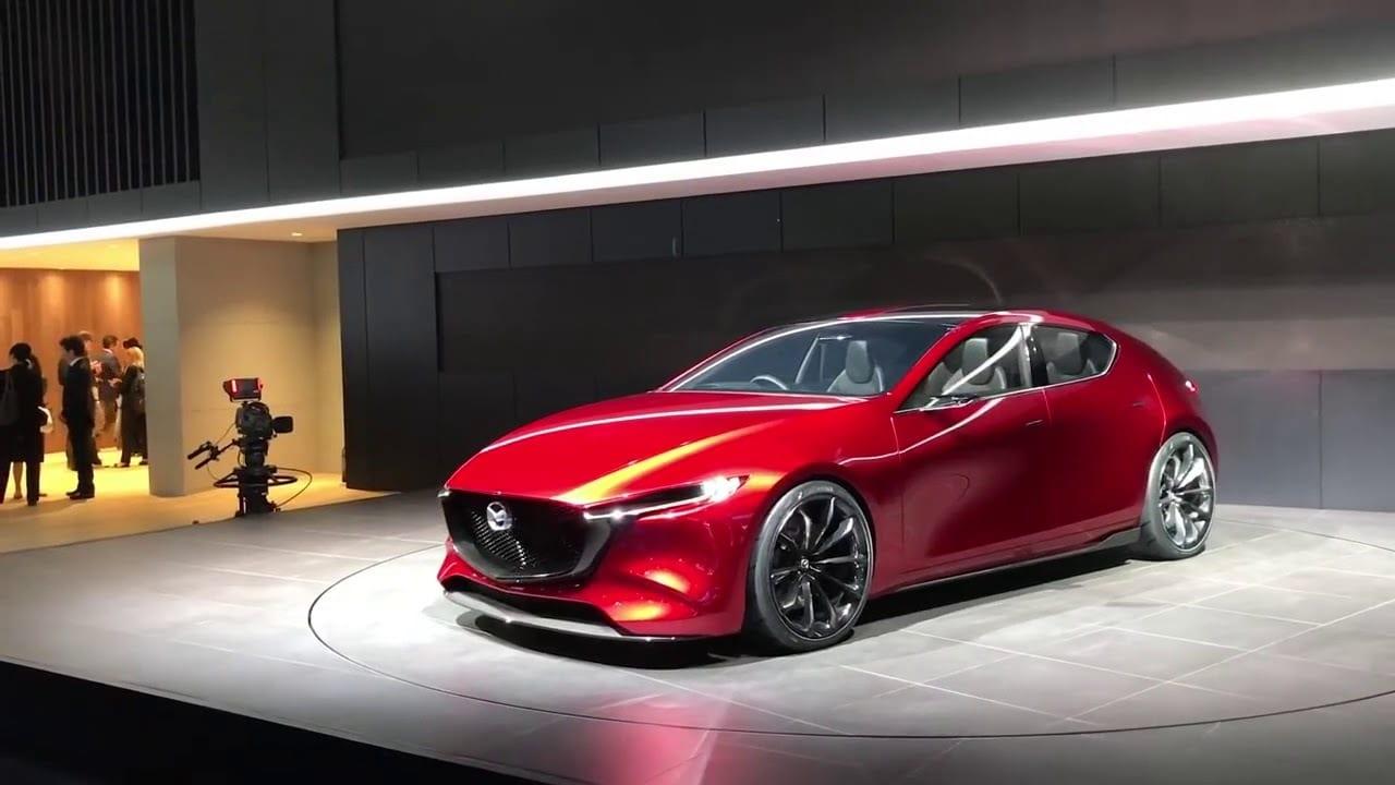 سيارة مازدا 3 2020