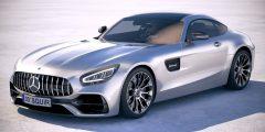 سيارة مرسيدس بنز AMG GT 2020
