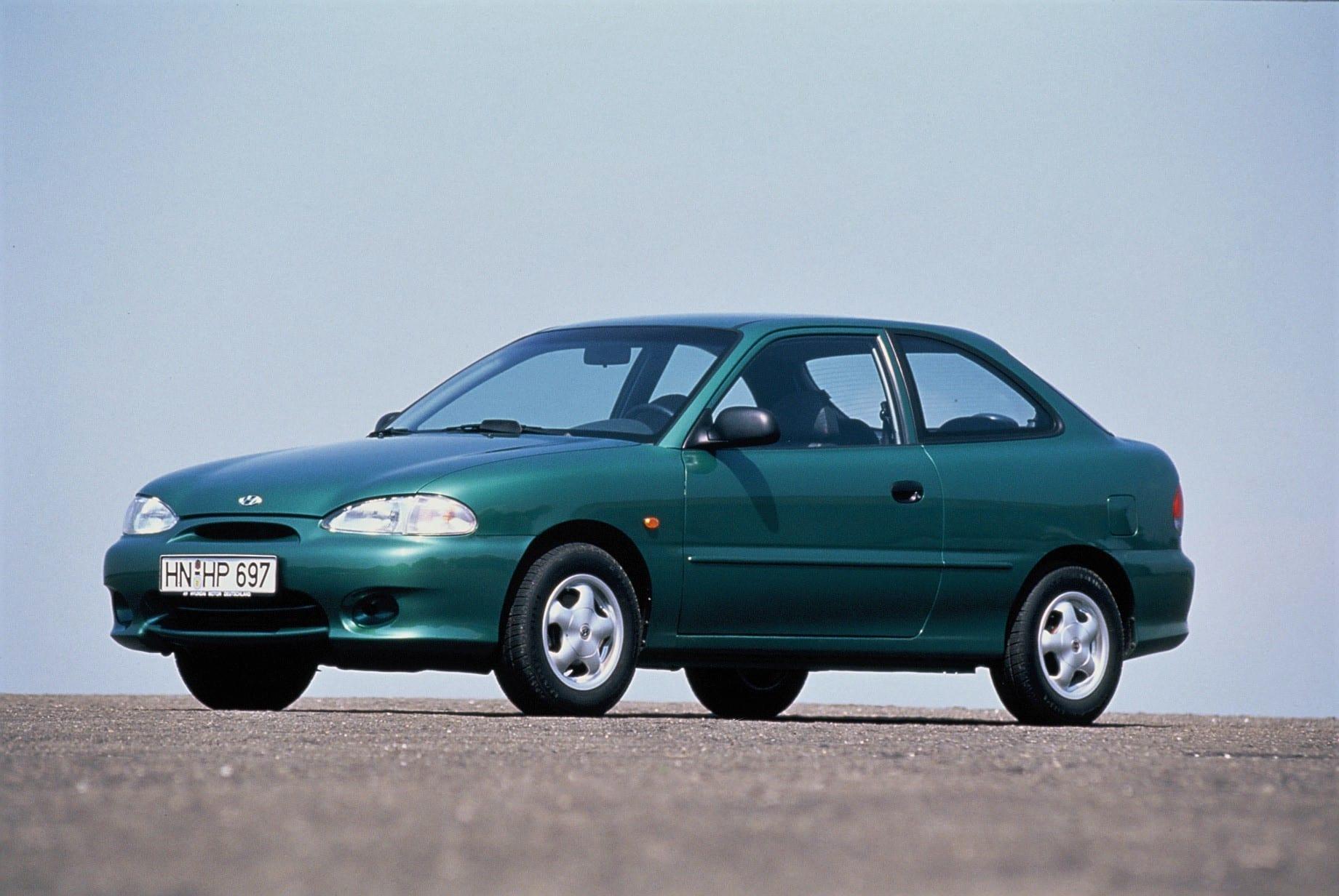 سيارة هيونداي 1996
