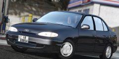 سيارة هيونداي 1997