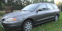 سيارة هيونداي 2000