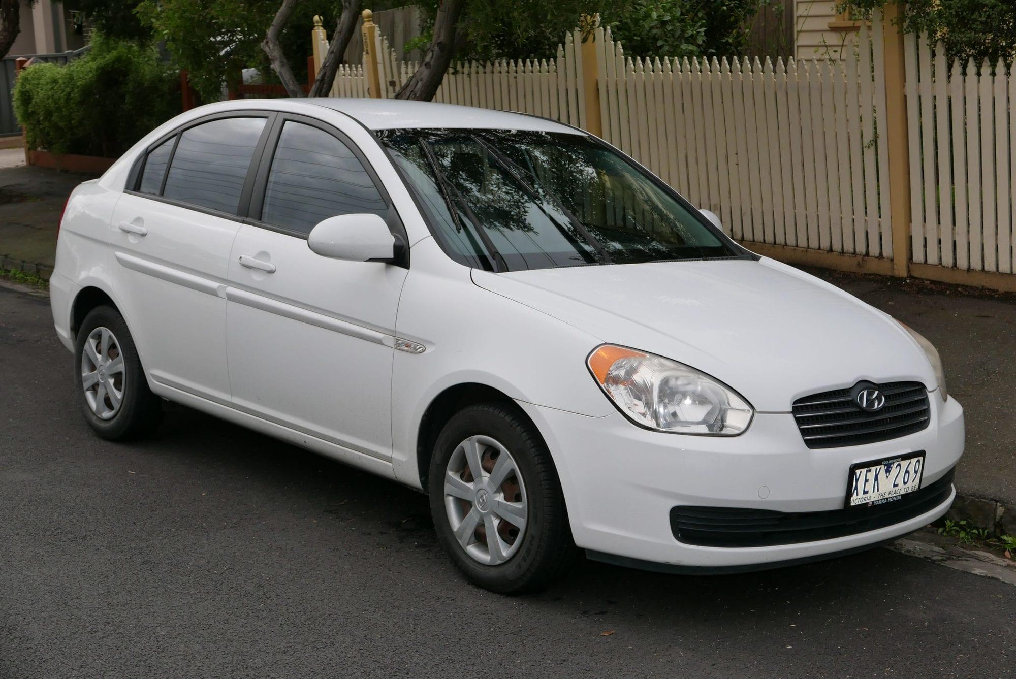 سيارة هيونداي 2006
