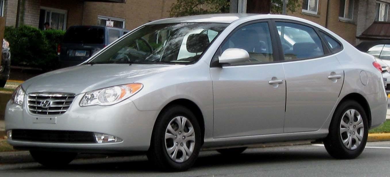سيارة هيونداي 2010