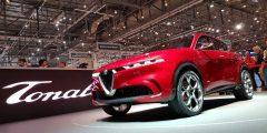 سيارة Alfa romeo tonale