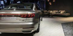 سيارة Audi a8 2019