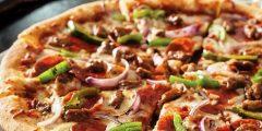 طريقه البيتزا