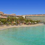 فندق شاطئ الراحة في أبو ظبي