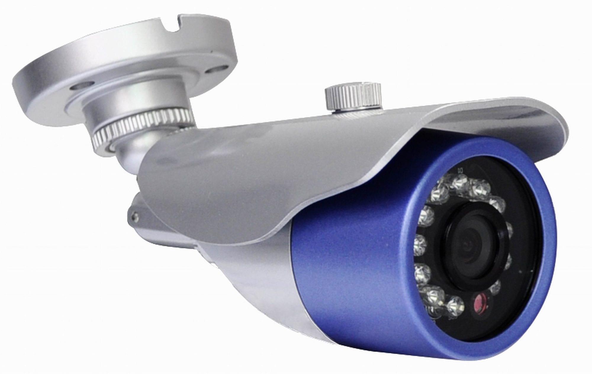 كاميرات المراقبة كيف تعمل