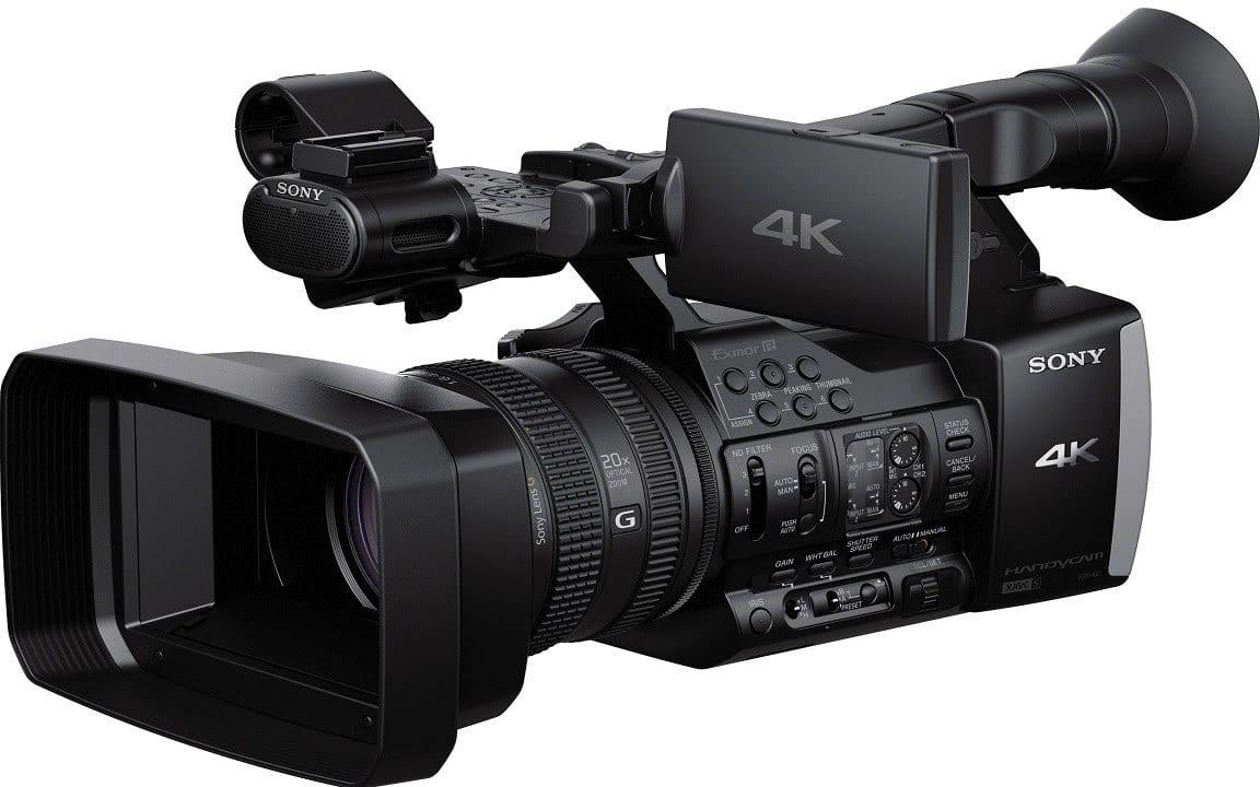 كاميرات سوني 4K