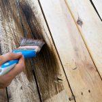 كيفية دهان الخشب