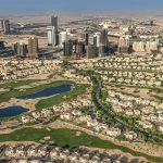 مجمع فيكتوري هايتس في مدينة دبي الرياضية