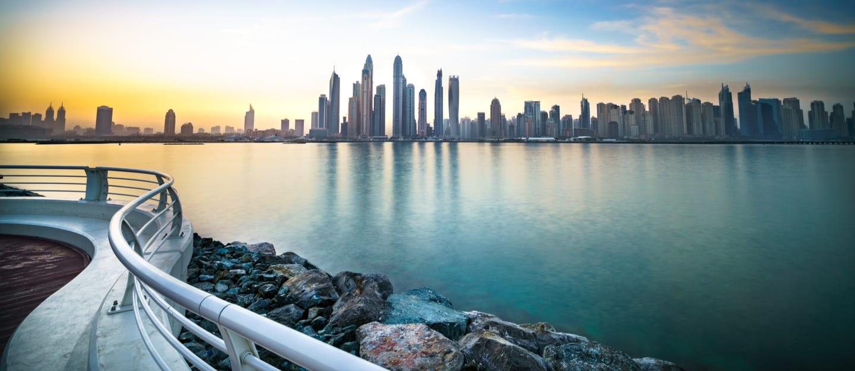 مجمع فينيتو في منطقة واجهة دبي البحرية