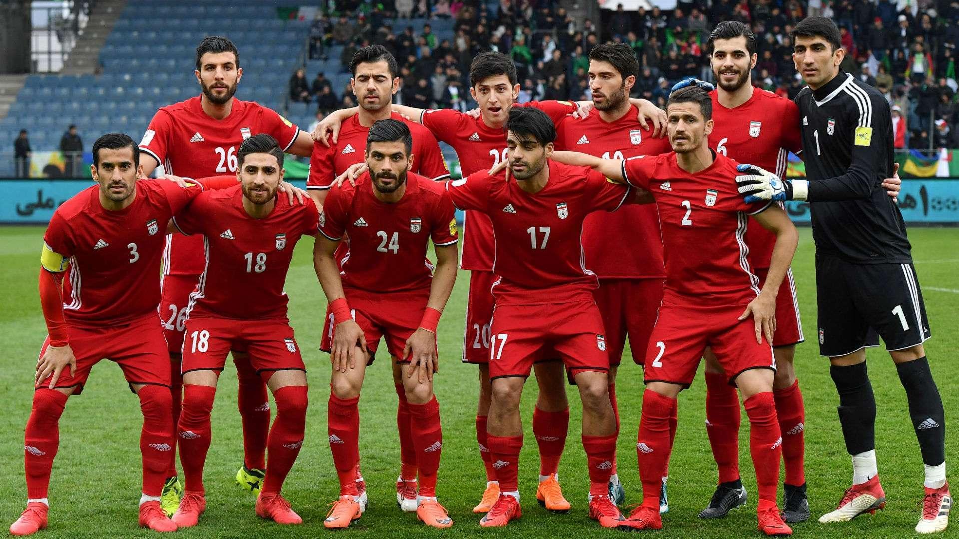 منتخب إيران لكرة القدم
