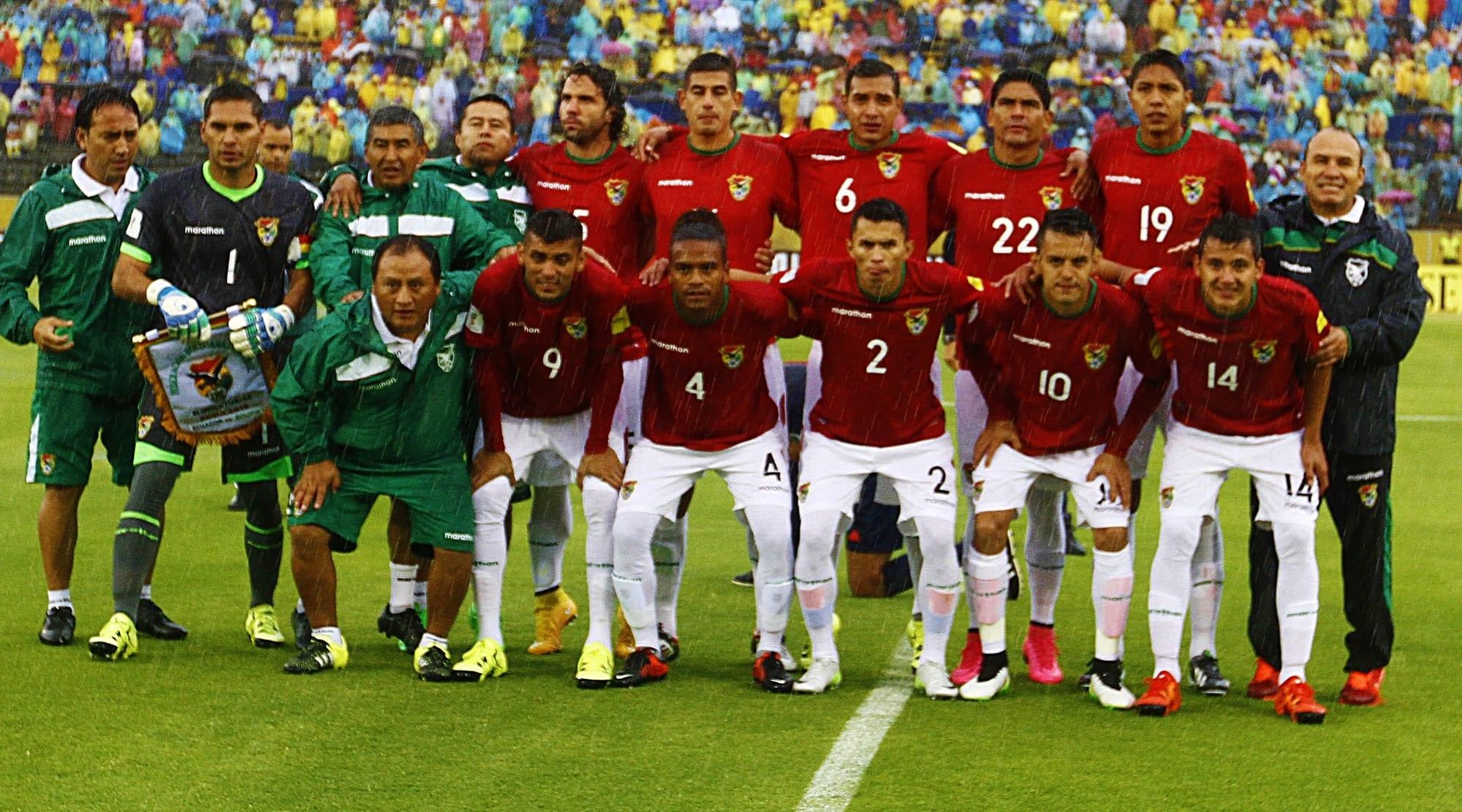 منتخب بوليفيا