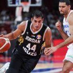 منتخب كرة السلة الأردني
