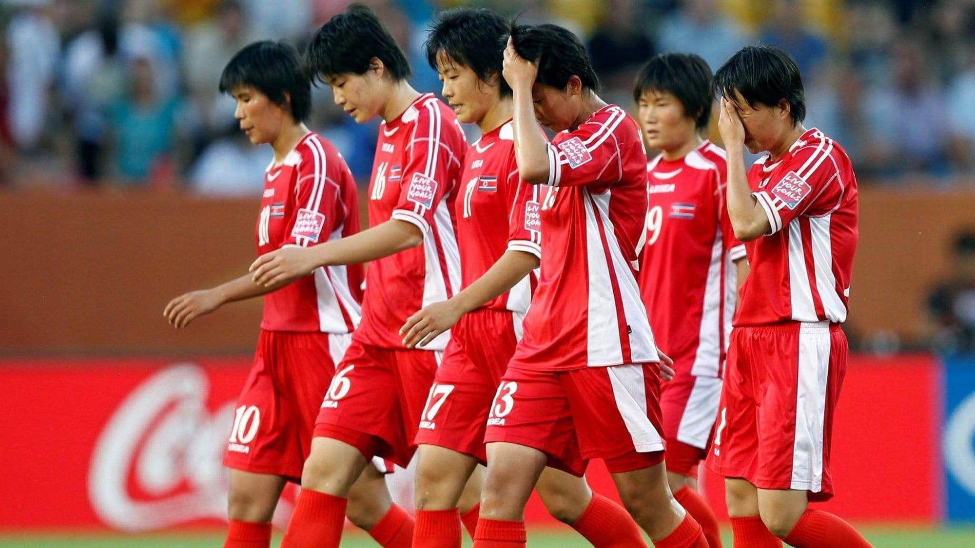 منتخب كوريا الشمالية لكرة القدم