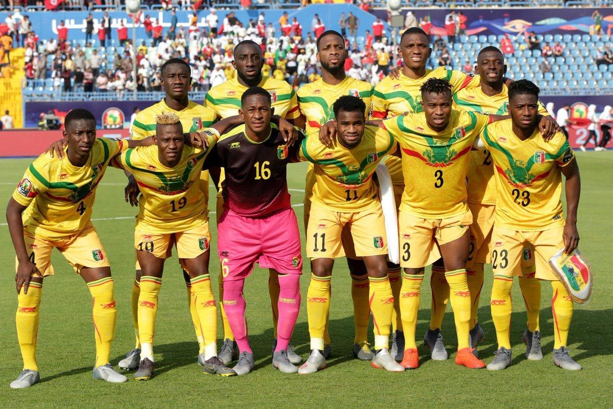 منتخب مالي الأولمبي