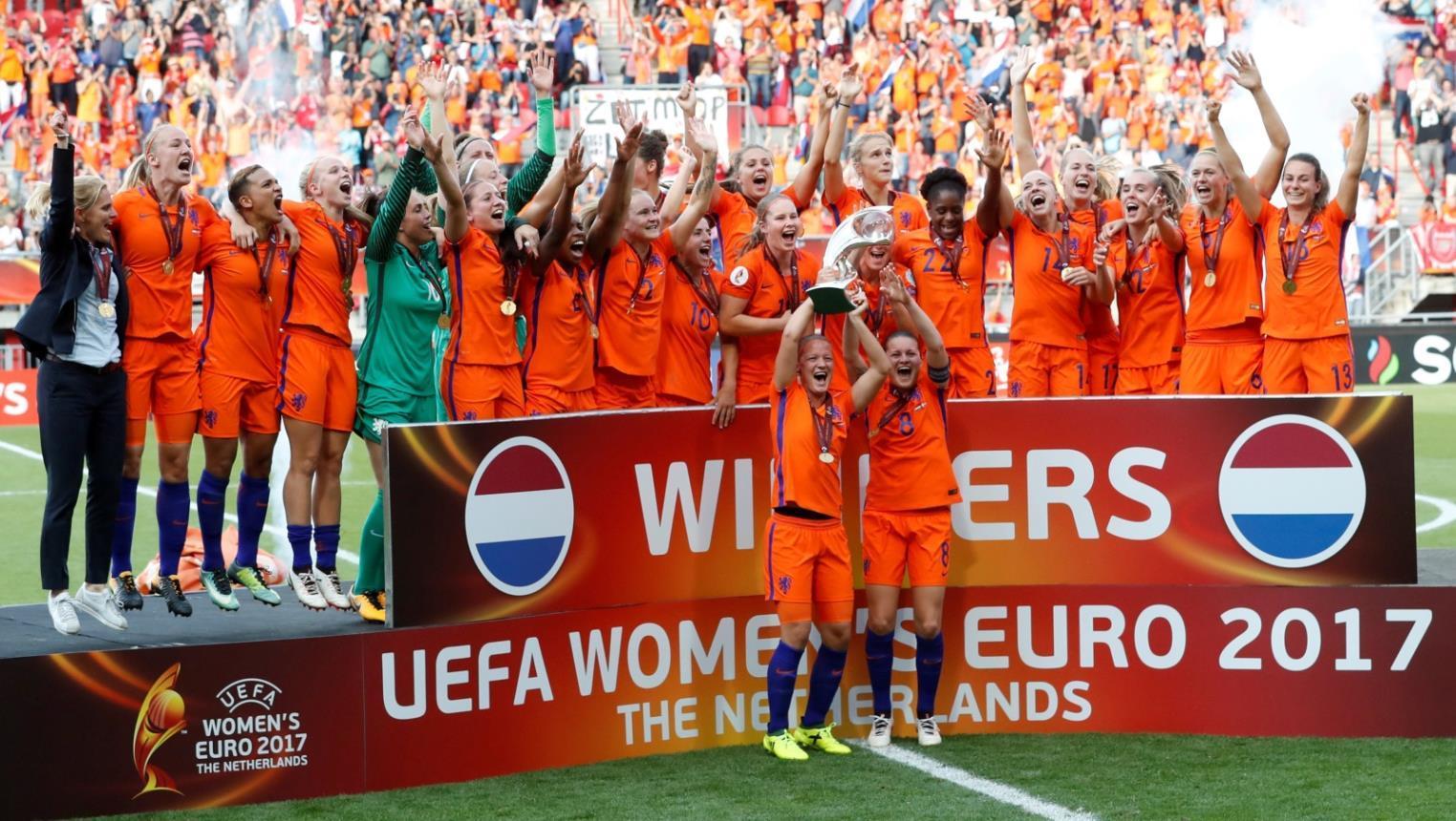 منتخب هولندا للسيدات
