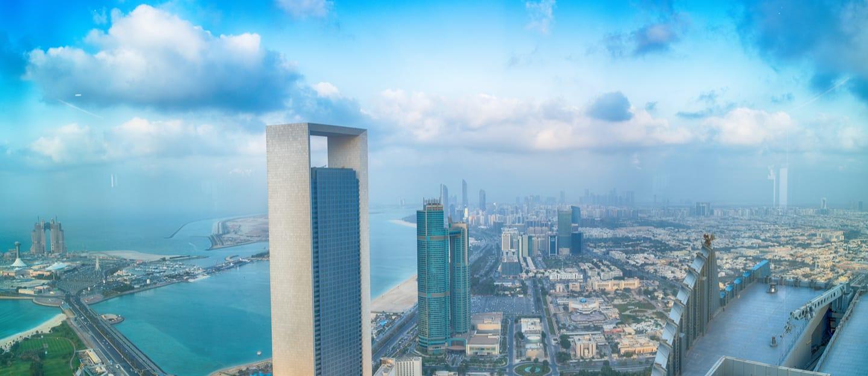 منطقة حي السفارات في أبوظبي