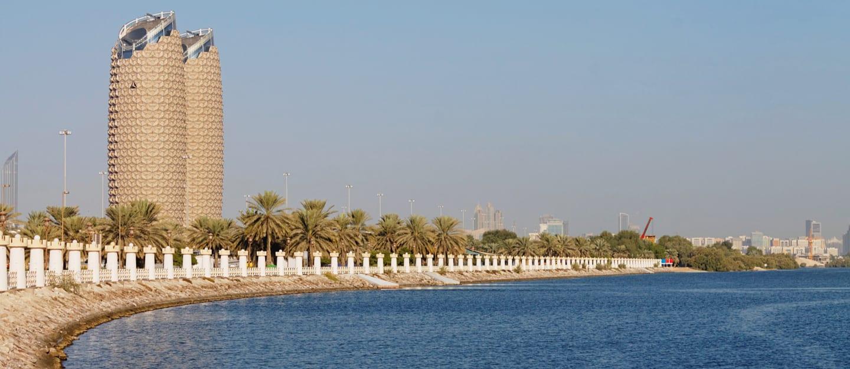 منطقة روضة في أبوظبي
