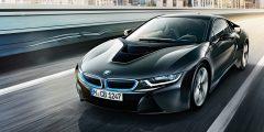 مواصفات سيارة BMW i8