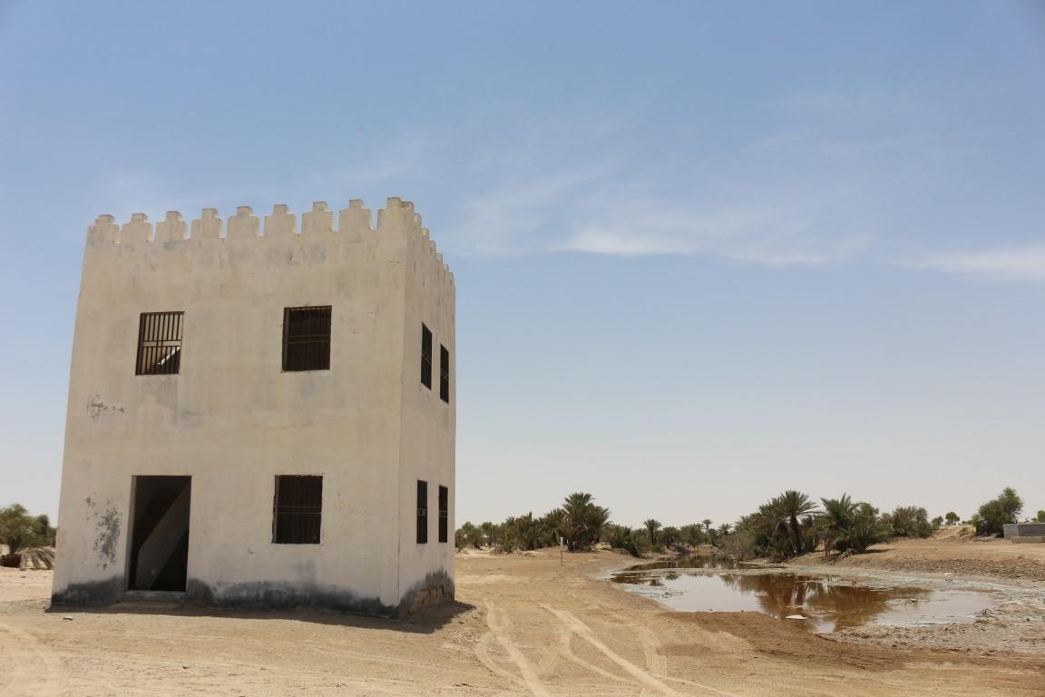 موقع ولاية مقشن في عمان