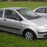 سيارة هيونداي جيتز 2008