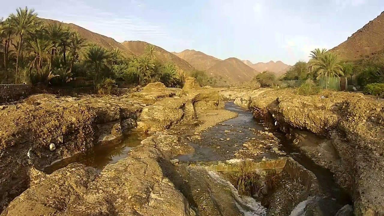 ولاية مدحاء في سلطنة عمان