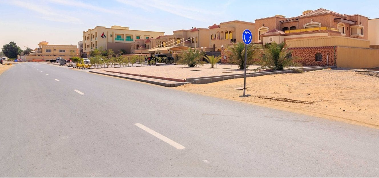 مجمع المويهات 2 في إمارة عجمان